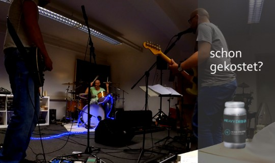 Rockband in Chemnitz buchen | Heavy Engine