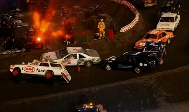 Crash Car Konzert